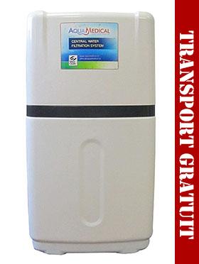 Filtre apa - Instalatie centrala de filtrare si eliminare a mirosurilor - PUR 1,5 MC