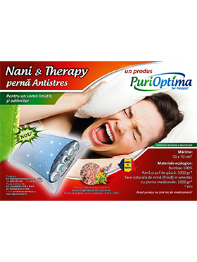 Perna medicinala antistres