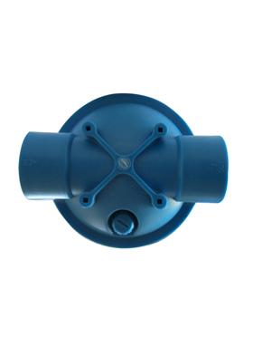 Filtre apa - Carcasa filtru de apa  lavabil cu siliphos 10''