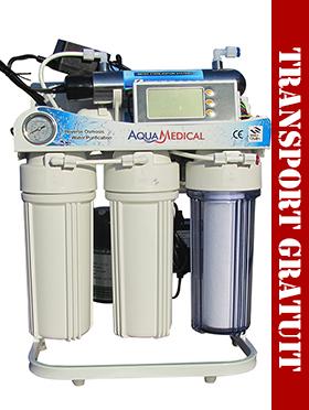 Filtre apa - PURIFICATOR CLASIC AQ 1P 6 STADII DE FILTRARE + microcontroller 50 GAL